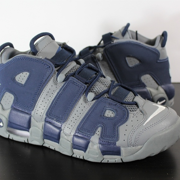 7f73781c0d Nike Shoes | Air More Uptempo 96 Georgetown Hoyas 7y R729 | Poshmark